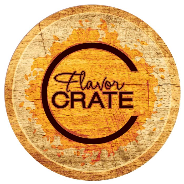 Flavor Crate, Logo Design - Ink Graphics | Web Development | SEO Company | Social Media Marketing | Graphic Design