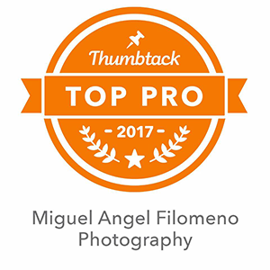 Miguel Angel Photography WeddingWire Couples Choice Award Winner 2017