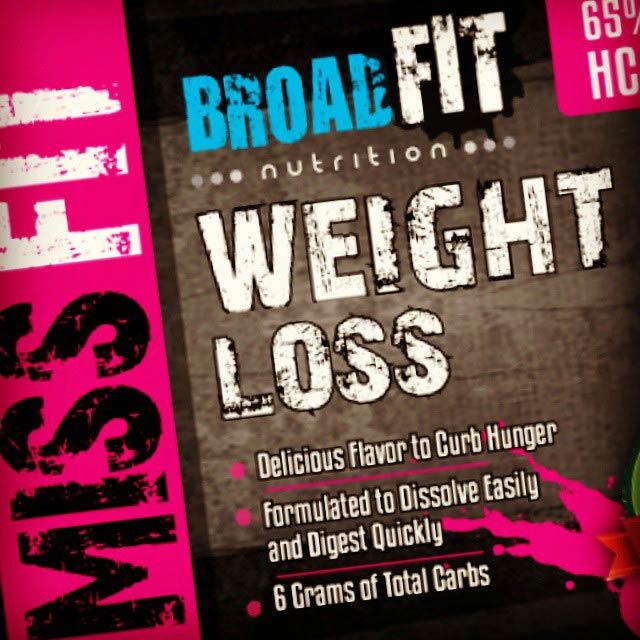 Broad Fit Label Design