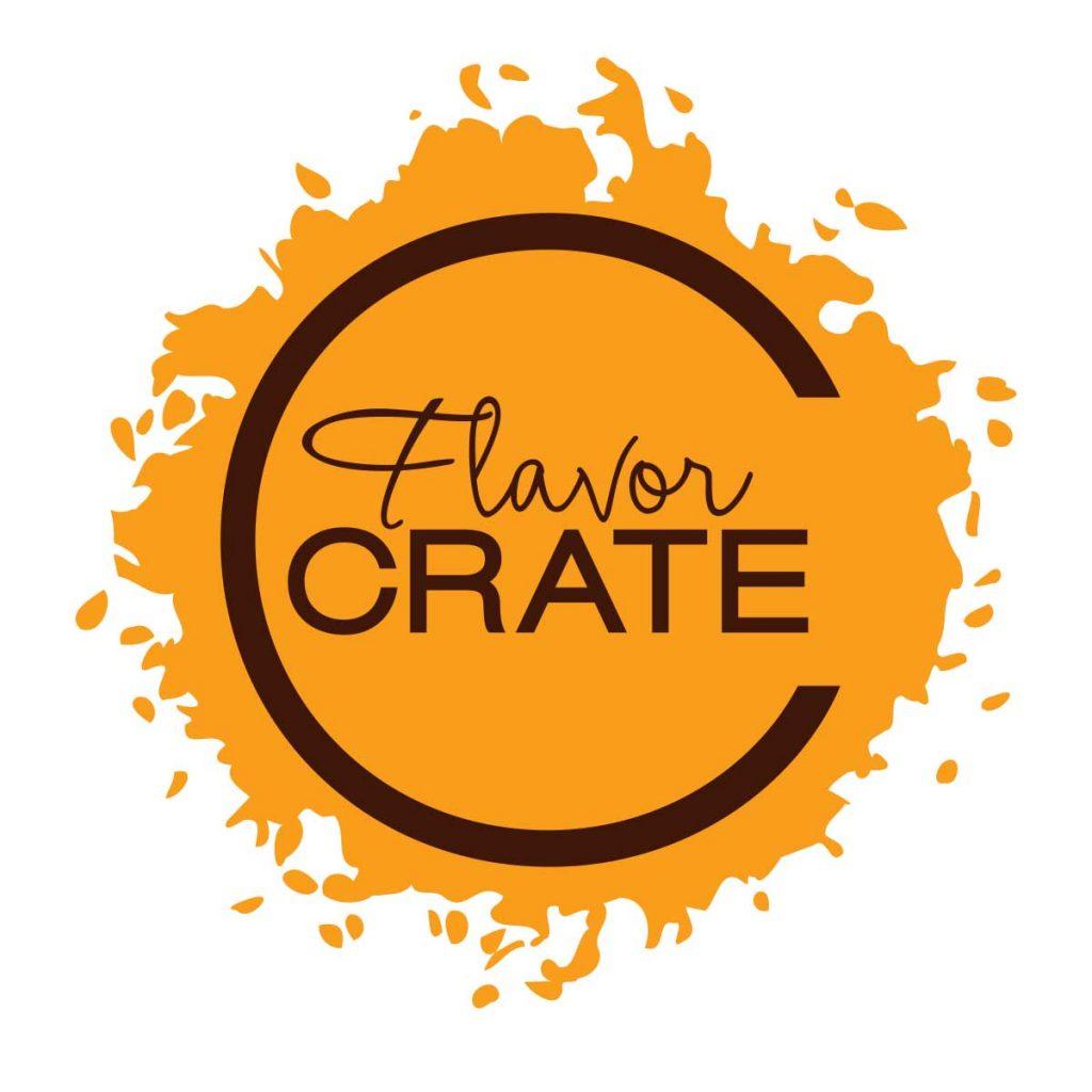 Flavor Crate Logo Design